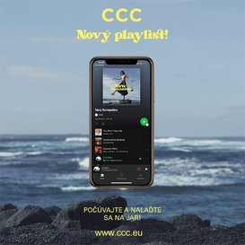 Nový playlist od CCC - New Romantics